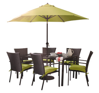 Truly Enjoy The Outdoors With These New Dining Sets And Lounging Furniture.  Stay Cozy With A Blazing Fire Pit Or Keep The Kids Busy With A Patio Swing. Part 64