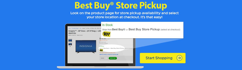 Best Buy Store Pickup