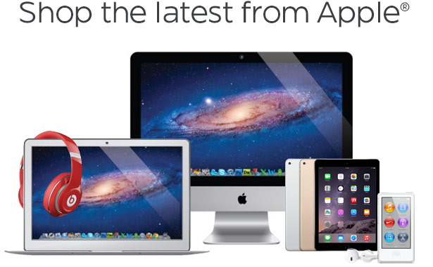 Rent to own latest Apple products